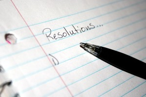 New Year's Resolution Success